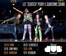 "Lee ""Scatch"" Perry & Subatomic Sound"