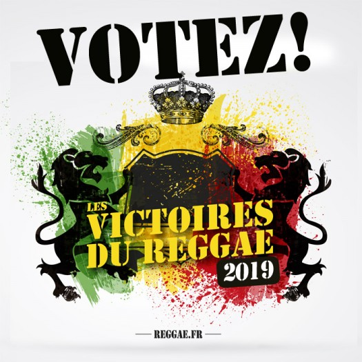 image version large: Victoire du Reggae 2018 - votez