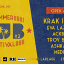 Summer Dub Festival - Open air #1 Krak in Dub