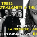 Wailing trees + Mo'Kalamity & The Wizards - Annonay
