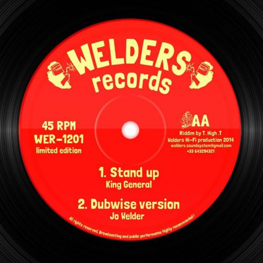 "12"" Welders Records"