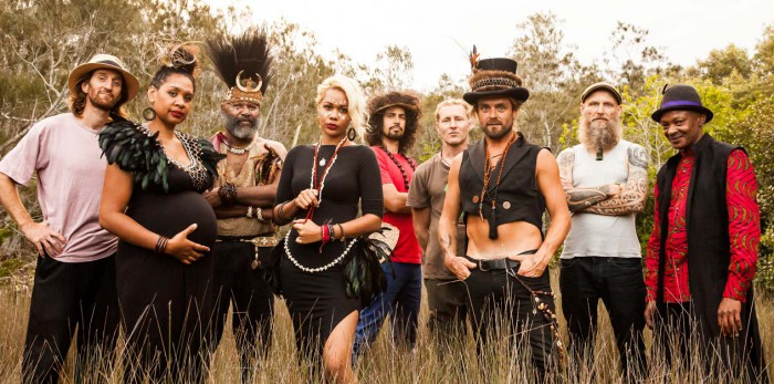 Xavier Rudd & The United Nation