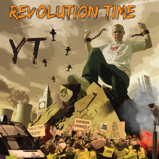 YT - Revolution Time - Sativa Records