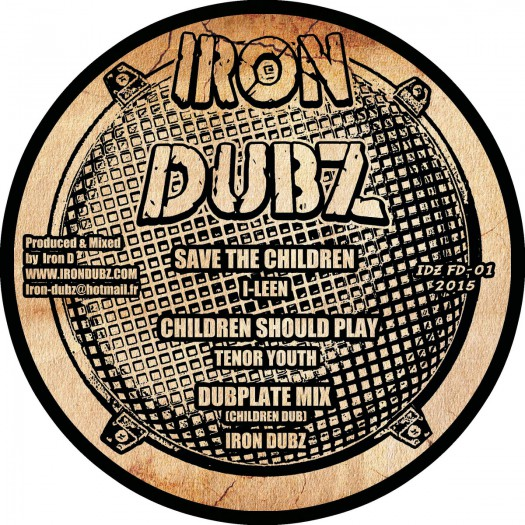 Iron Dubz feat I-Leen & Tenor Youth - Save The Children - ODG
