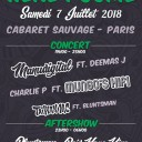 Bass Paradize x Outlook Launch Party – Péniche Audrey, Paris (4e) – 06 Juillet 2018