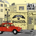 Art-X & The Roots Addict - Under Mi Kultcha EP