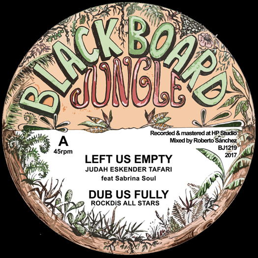 "Rockdis All Stars - 12"" Blackboard Jungle"