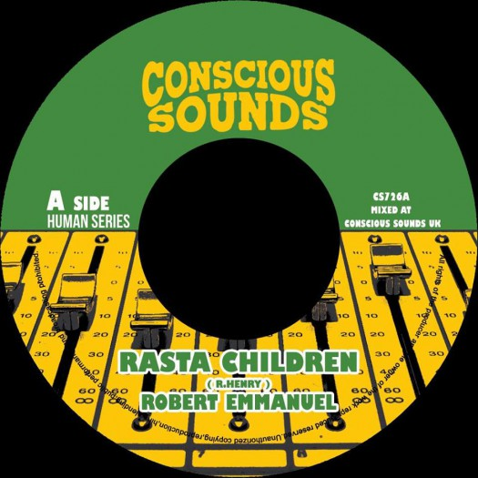 Robert Emmanuel - Rasta Children