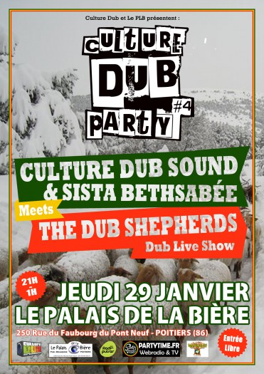Culture Dub Party #4