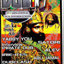 Culture Dub n°07 page 1 Couverture n°7 Mars 2003