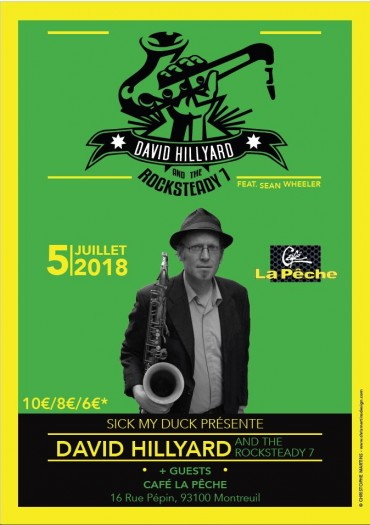 David Hillyard and the rocksteady 7
