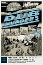 image version post-thumbnail: Dub Invaders Affiche