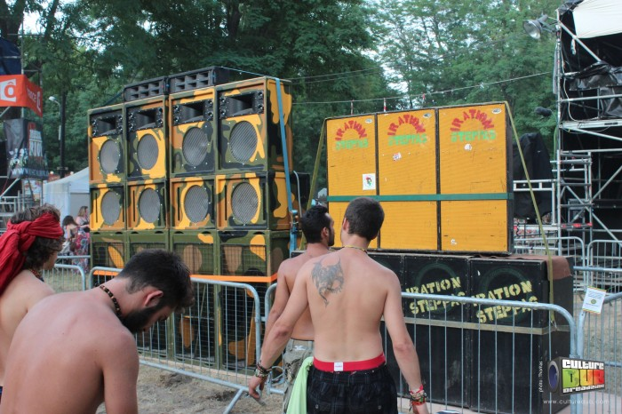 Iration Steppas & King Earthquake Sound Systems