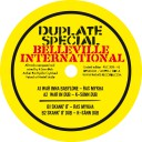 "K-Sänn Dub & Ras Mykha - 10"" Belleville International Dubplate Special"