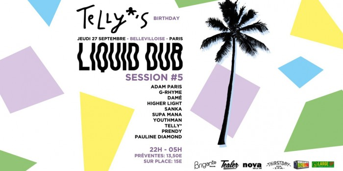 Liquid Dub Session #5
