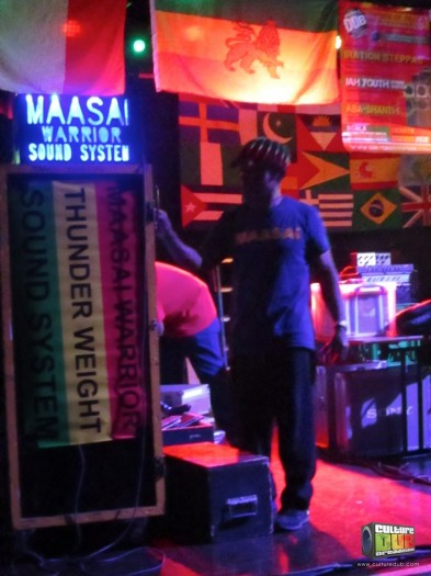 Maasai Warrior Sound System