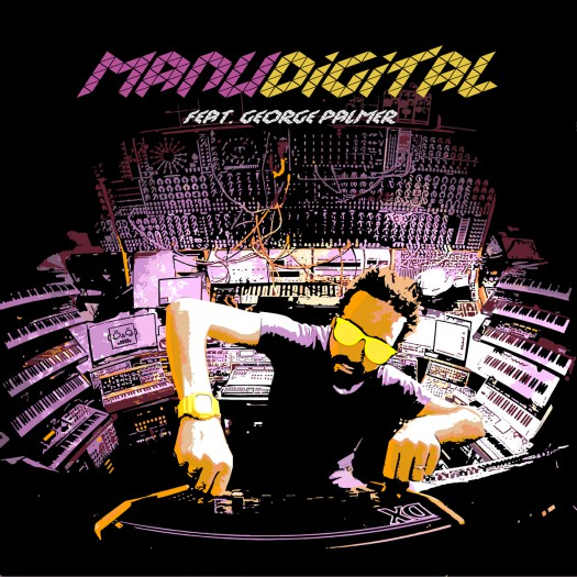Manudigital feat. George Palmer - Digital Lab EP vol.1