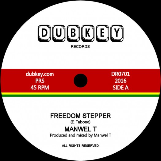 "Manwel T - 7"" Freedom Stepper"