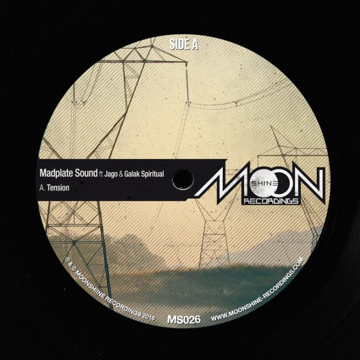 Madplate Sound feat. Jago & Galak Spiritual - Tension