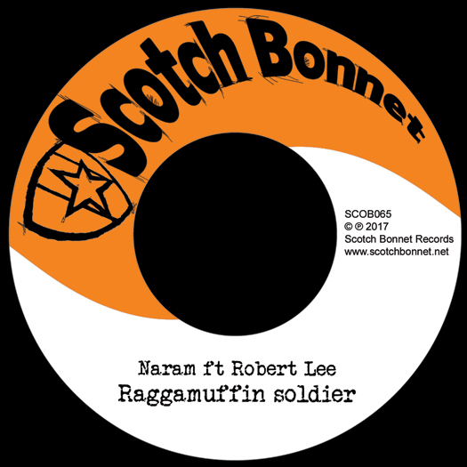 Naram feat. Robert Lee – Raggamuffin Soldier