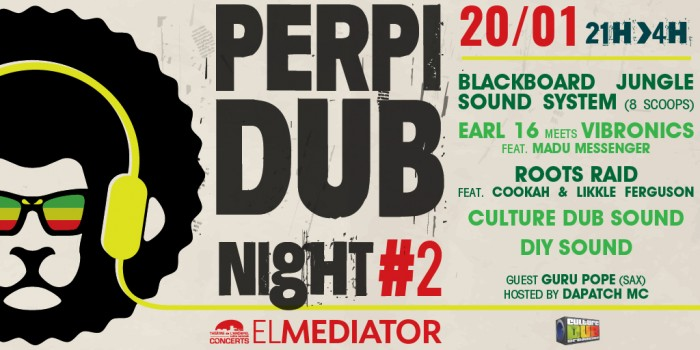 Perpi Dub Night #2