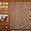 Harrison Staffor & Takana Zion - Autumn Tour 2016