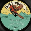 "Naram feat. Midnight Riders, General Jah Mikey & Junior Cat - 12"" Red Robin RR02"