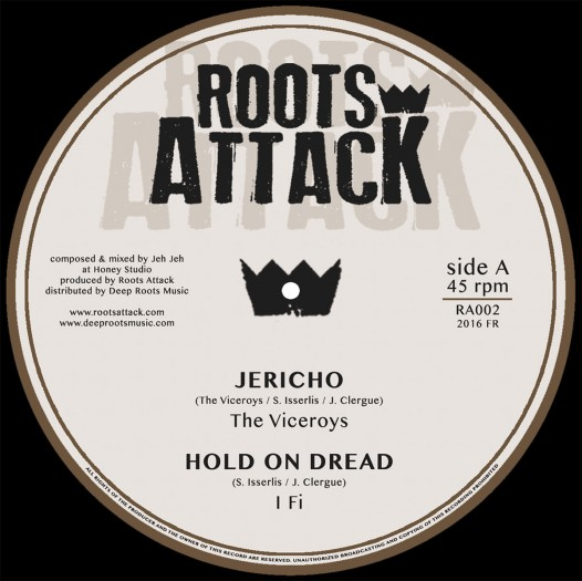 "12"" Roots Attack RA002"