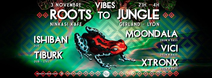 Vibes – Roots to Jungle
