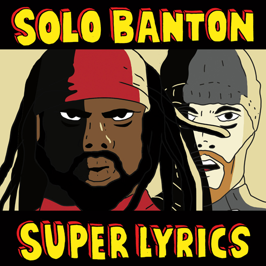 Solo Banton - Super Lyrics EP