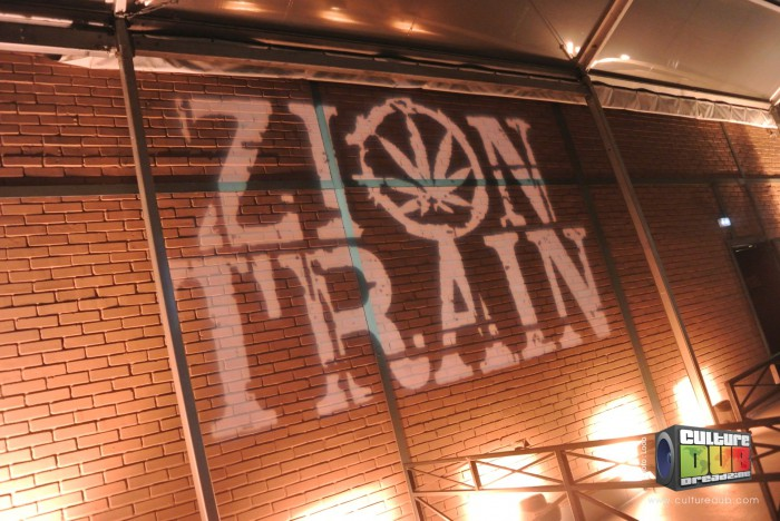 Zion Train Hall