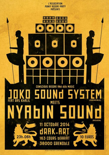 JOKO SOUND SYSTEM meets NYABIN SOUND