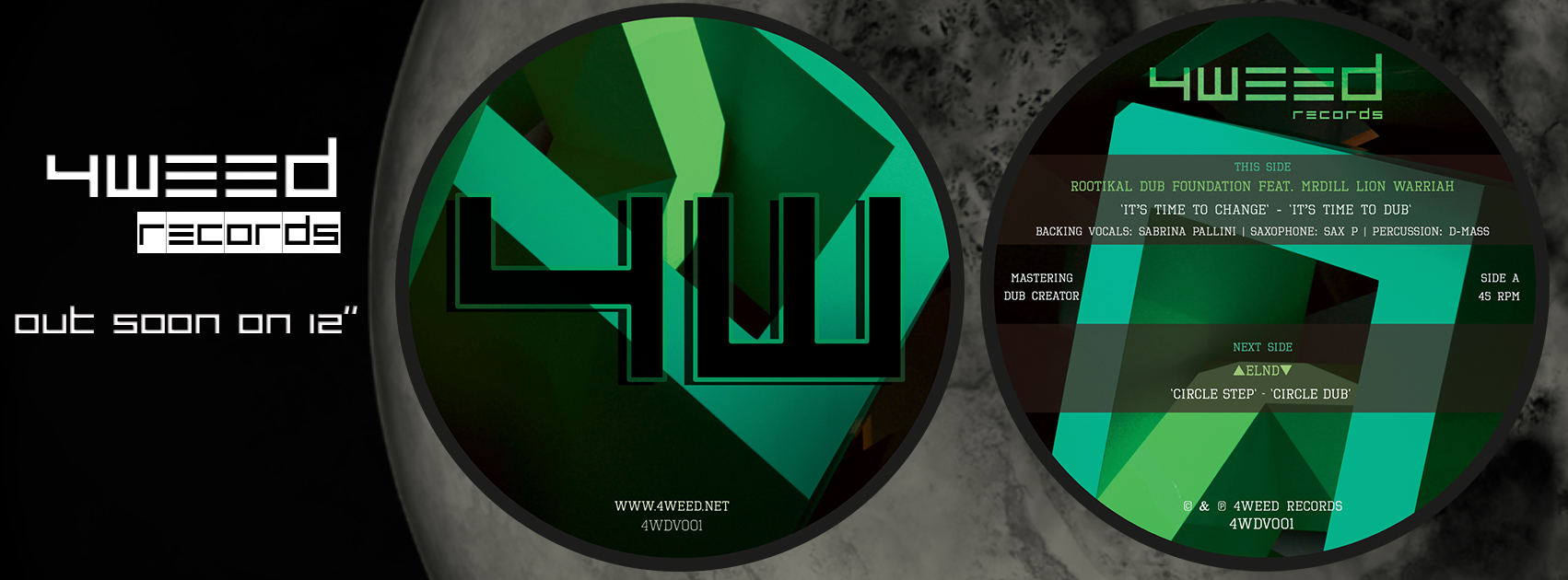 4Weed Records - 4WDV001