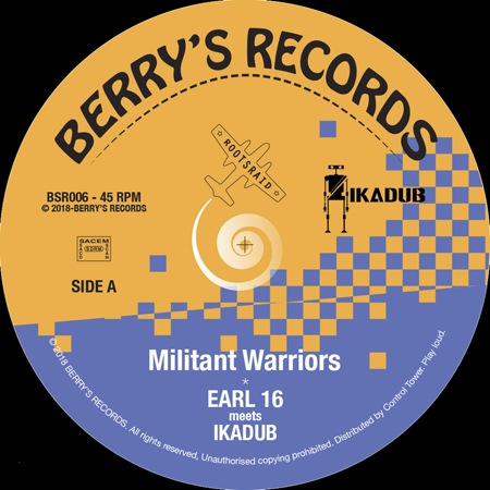 7inch Berry's Records BSR006