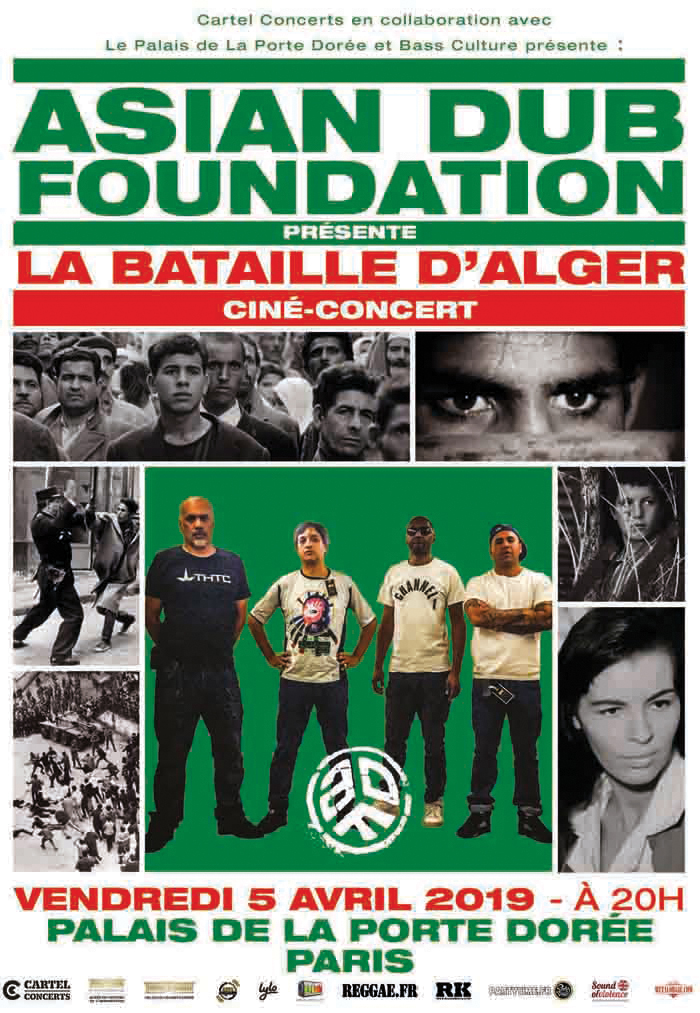 Asian Dub Foundation - La Bataille d'Alger