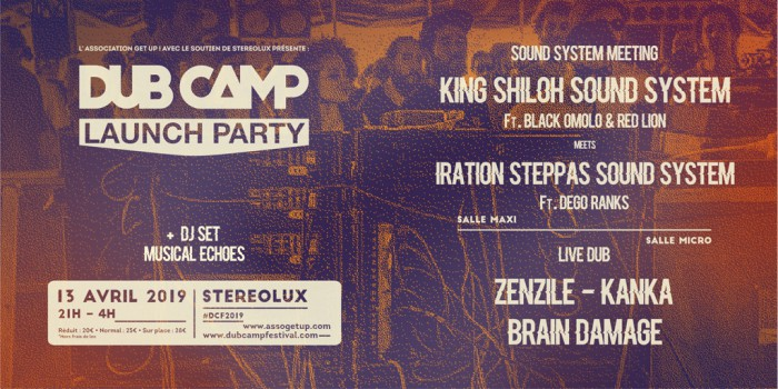 Dub Camp Launch Party