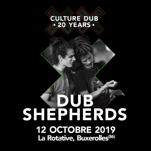 Dub Shepherds - Culture Dub 20 Years