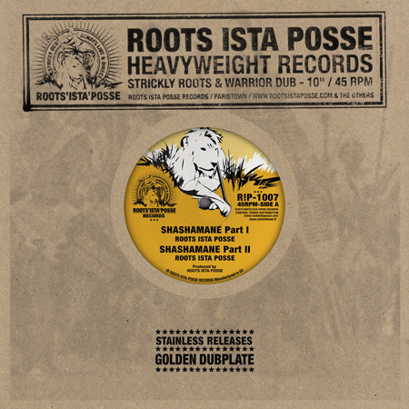 Roots Ista Posse - 10inch RIP1007