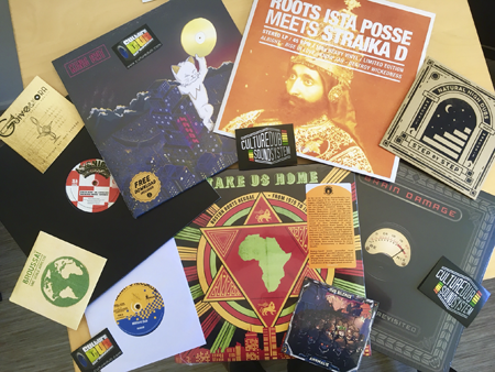 Strictly Vinyls Selection April 2019