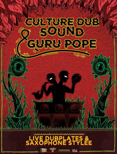 Culture Dub Sound & Guru Pope