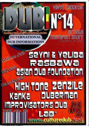 Culture Dub n°14 page 1 Couverture n°14 Mai 2005