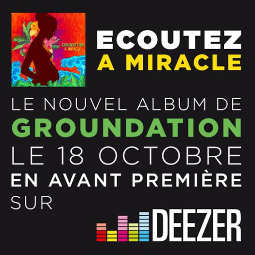 Groundation - A Miracle